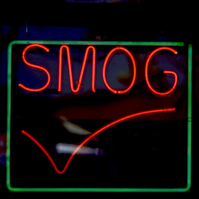 Smog Check California Buying Used Car