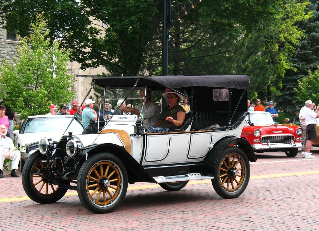 1913 Buick Model 31 3 Door Touring Roger Tyyska Of