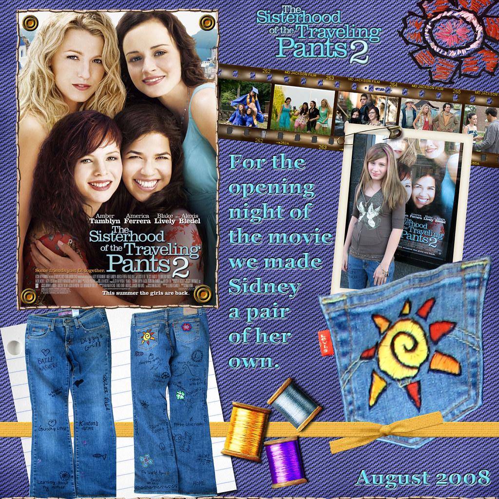 sisterhood of the traveling pants book pdf