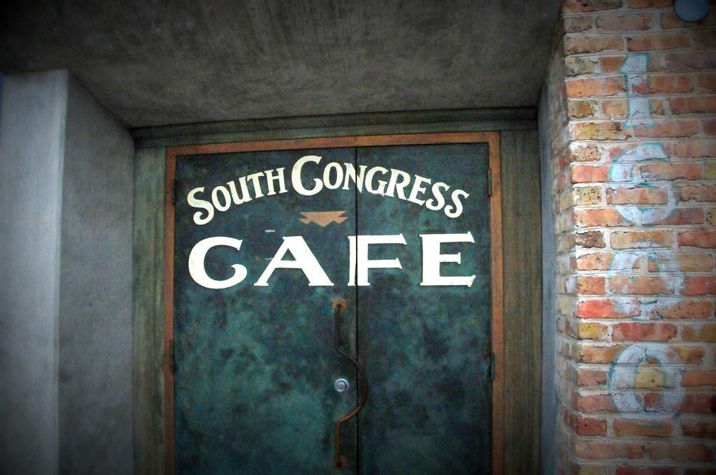 South Congress Cafe Austin Tx