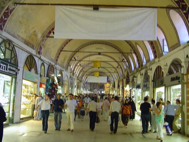 Inside grand bazaar istanbul a l 39 int rieur du grand for Inside a l interieur