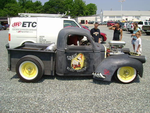 1942 Chevy Truck Rat Rod 1942 Chevy Pickup Rat Rod