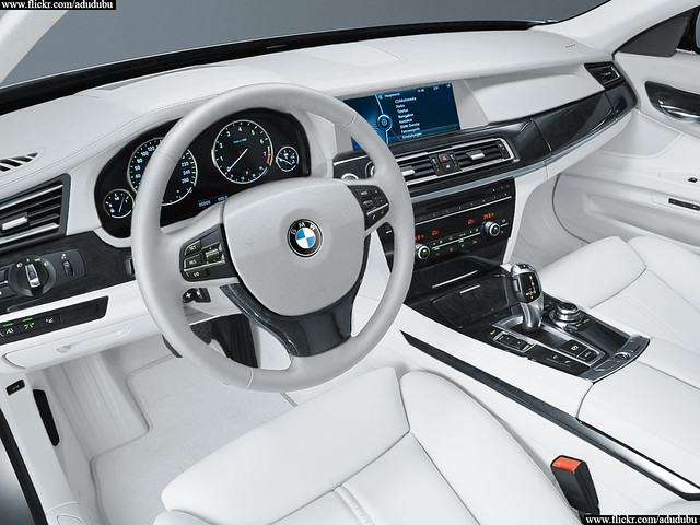 bmw 2009 new 7 series f01 f02 individual white car flickr. Black Bedroom Furniture Sets. Home Design Ideas
