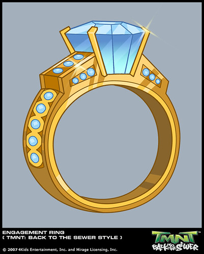 REAL Engagement Ring [[ Courtesy