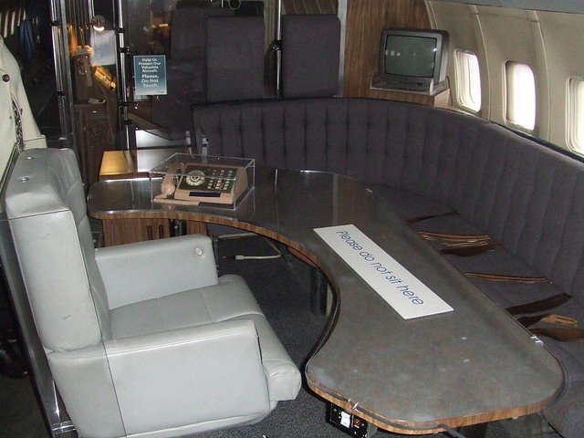 Inside Air Force One Jfk Used This Jet When He Was