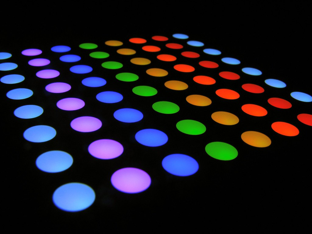 Disco Floor 2 Meggy Jr Rgb Is An Open Source Kit To