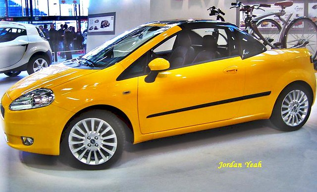 fiat grande punto cabrio jordan yeah flickr. Black Bedroom Furniture Sets. Home Design Ideas