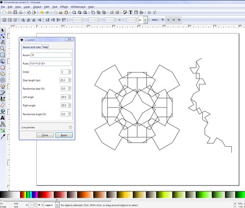 Inkscape L System Inkscape A Free Open Source Drawing