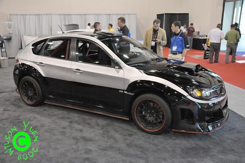 Subaru Sti Veilside Body Kit Sevensixnyc Flickr