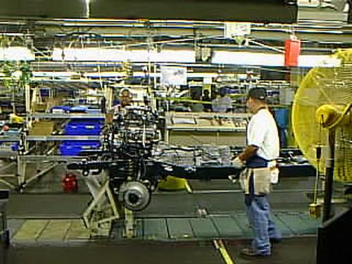 nummi67 nummi assembly plant tour fremont ca 2000 flickr. Black Bedroom Furniture Sets. Home Design Ideas