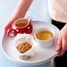 Tea Time - Raspberry Pistachio Cakes