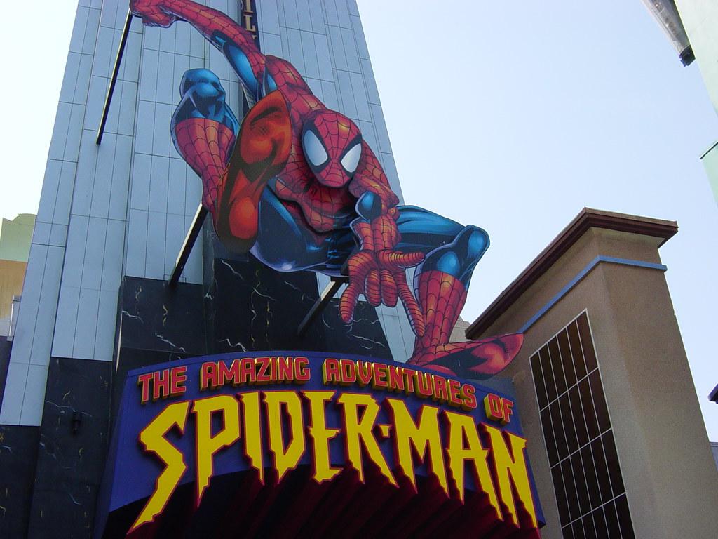 spiderman 3d ride rhea c flickr