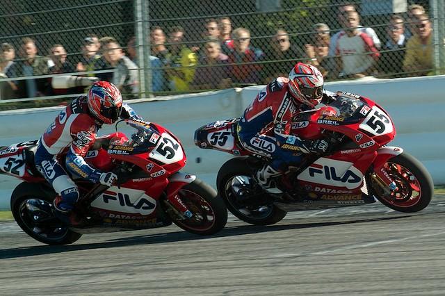 Ducati  Fila