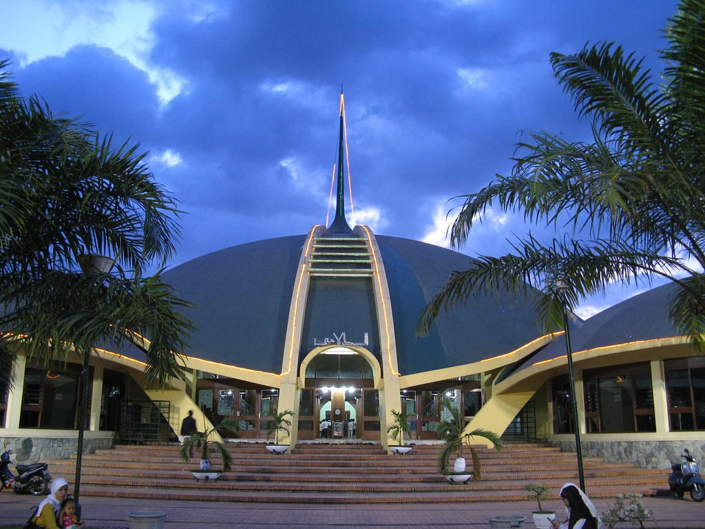The Famous Domes of Al-Baitul Amin