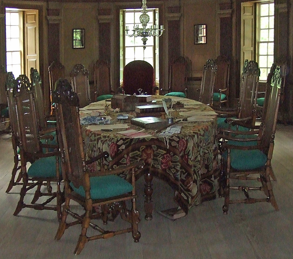 Colonial Williamsburg The Capitol Governor S Council S