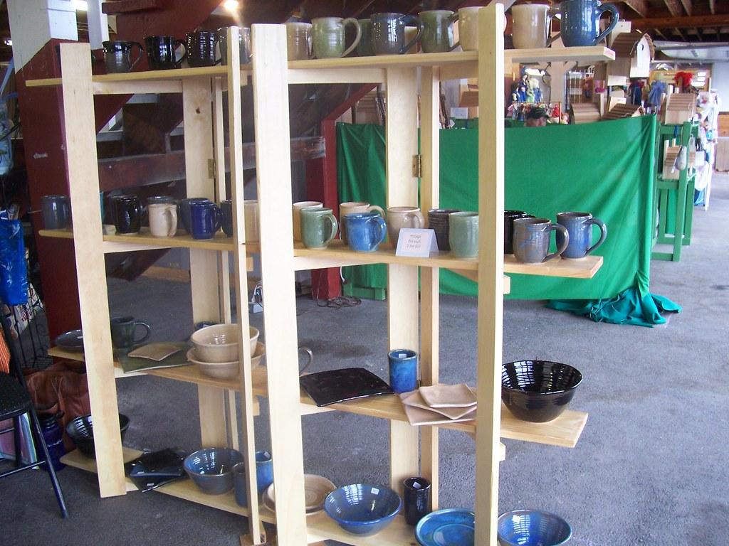 Folding Craft Show Displays