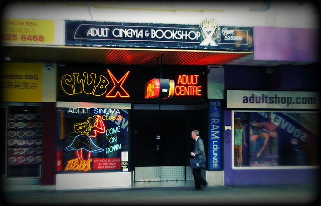 australia Adult shop