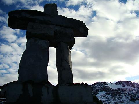 Inukshuk-Official Symbol of the 2010 Winter Olympics | Flickr