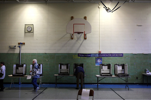Election Day, 2008 | by WNPR - Connecticut Public Radio