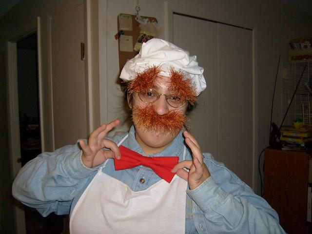 Swedish Chef Costume Swedish Chef Amanda 1   Flickr