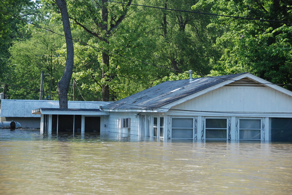 Flooded home in tunica ms homes in the tunica cut off for New homes in mississippi