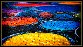 A Puzzle of Paint | by brentdanley