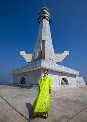 Lighthouse in Nampho - North Korea | by Eric Lafforgue