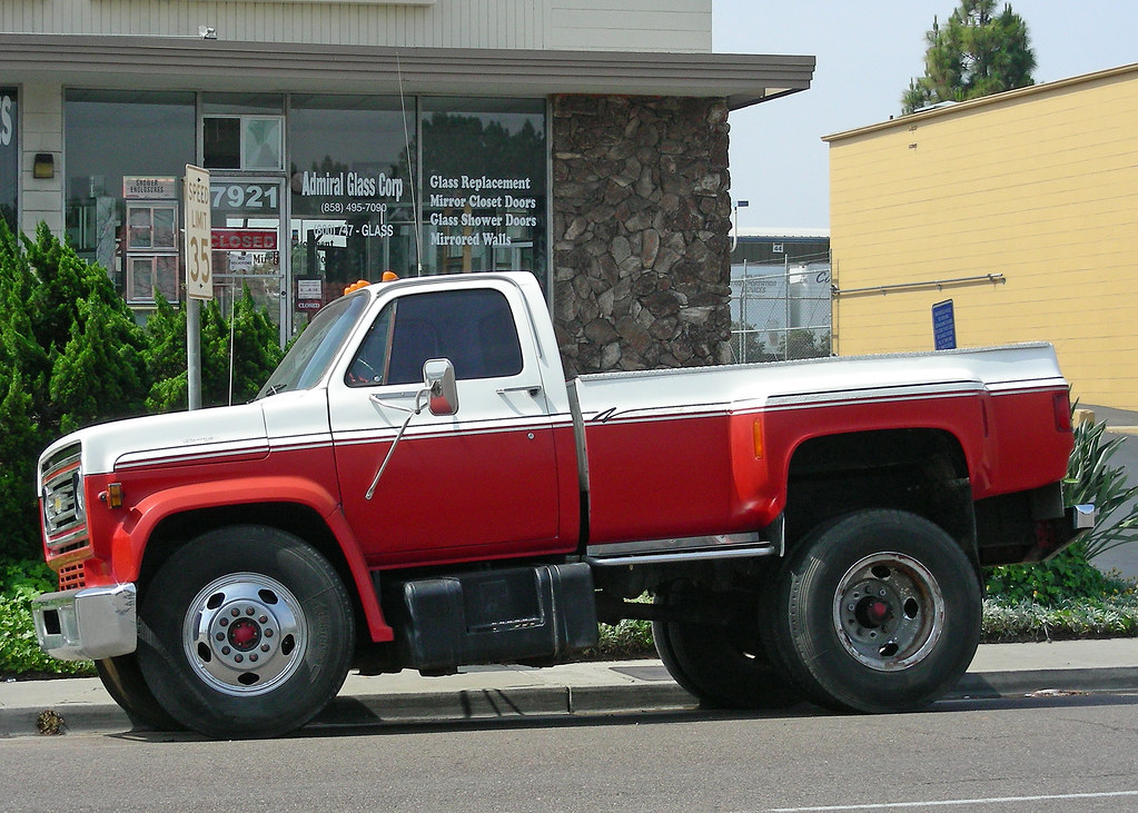 Chevy Dually | Who doesn't need one of these? Good news ...