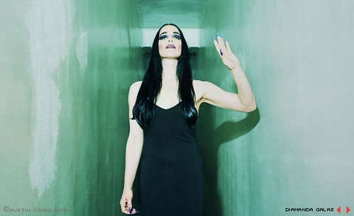 Diamanda Galas: La Serpenta Canta, 2004. | by digitalhuckle