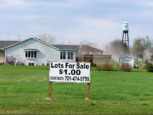 dirt cheap land in north dakota does the high cost of