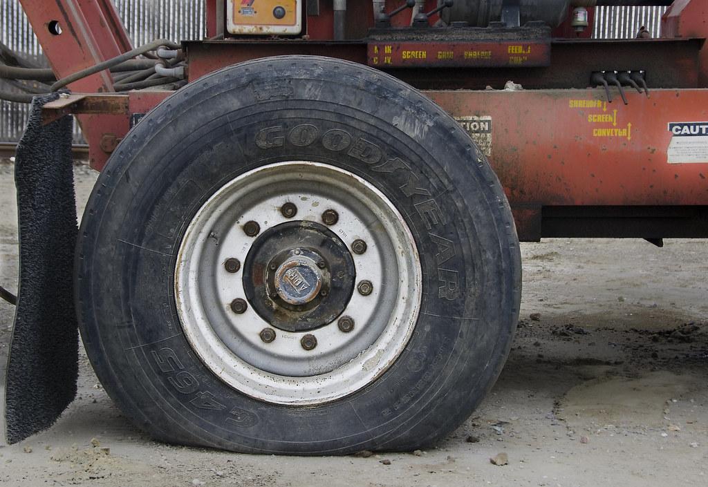 Flat Tire   Frozn Light   Flickr