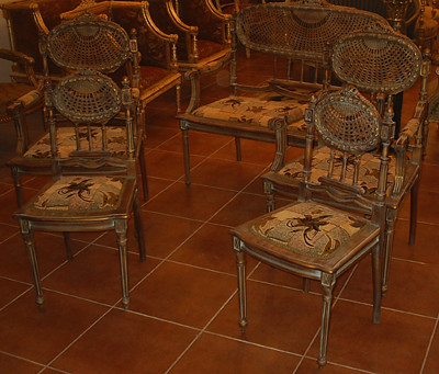 S7 bf2 2201 barock mobel art deco art deco mobel for Art deco mobel
