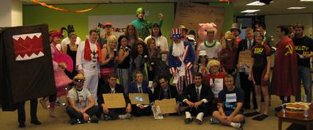 Zillow Group Halloween Shot | by Zillow