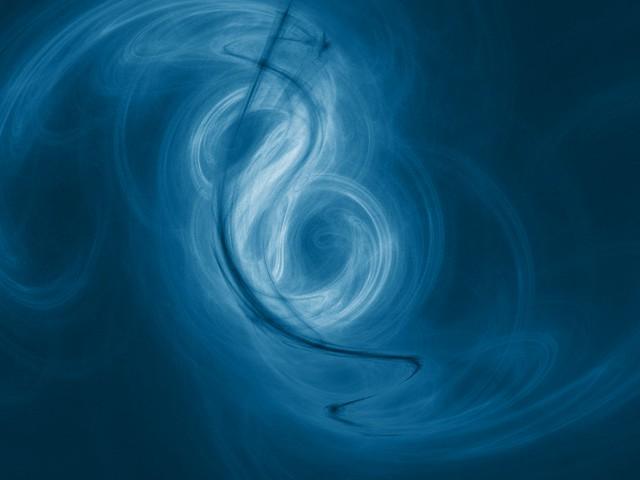 Blue Smoke Cross Infinity Background Wallpaper Texture
