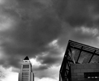 Apocalypse  Approaching (downtown l.a., where else?) | by hurleygurley