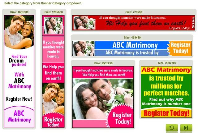 Matrimony Website Templates Matrimony Website Templates An Flickr - Matrimonial website templates