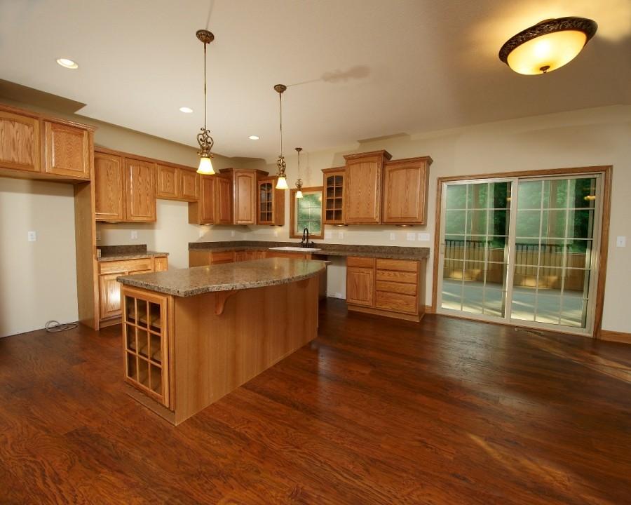 Wayne Homes Montgomery Kitchen
