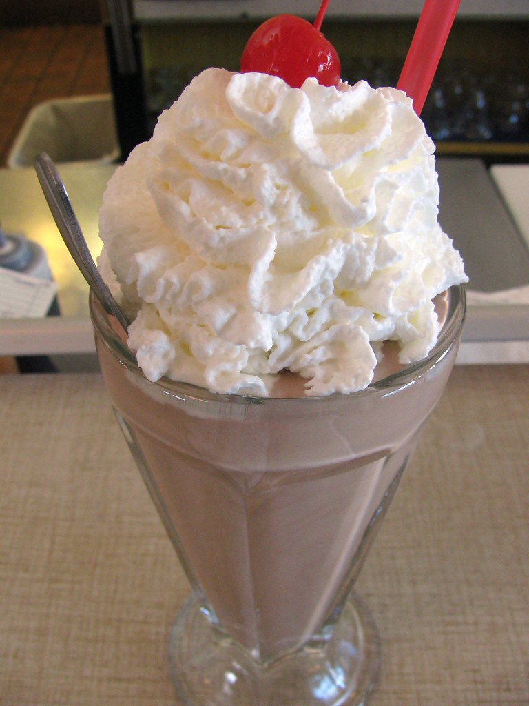 White Chocolate Shake