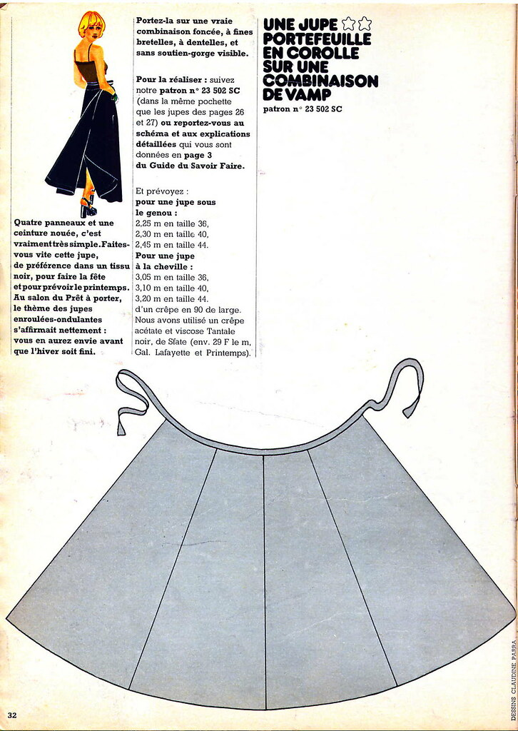 Летняя юбка без выкроек своими руками