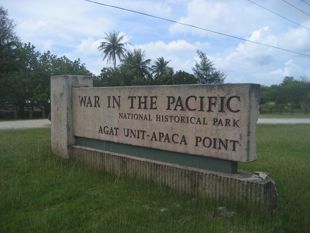 War In The Pacific National Historical Park Agat Unit