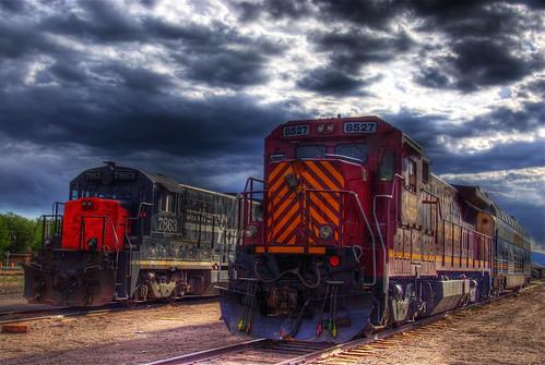 Rio Grande Scenic Railroad, Alamosa, Colorado ...