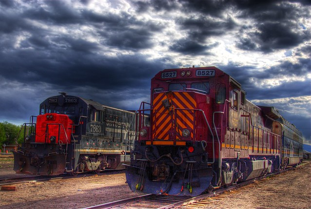 Town And Country Alamosa >> Rio Grande Scenic Railroad, Alamosa, Colorado | Flickr - Photo Sharing!