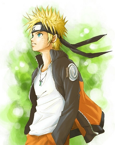 sexy naruto | Flickr - Photo Sharing! Up Arrow Image