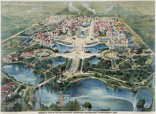 Pan-American Exposition, Buffalo, 1901