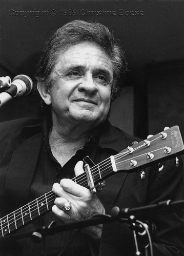 Johnny Cash in 1989 | by Chris Boese