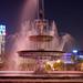 Fountain in Piata Unirii