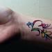 My Wrist Tattoo.