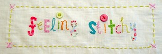 Feeling Stitchy | by KirstyNeale