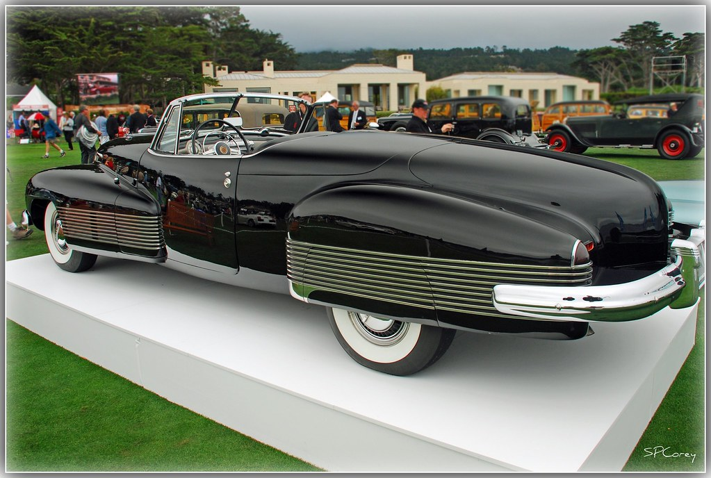 1939 Buick Y Job Prototype Gms First Prototype Was