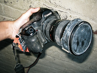 FAQ: how do you keep your camera from getting dusty at burning man?! | by sgoralnick
